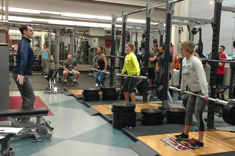 Sports And Exercise Science Degree Programs Division Of